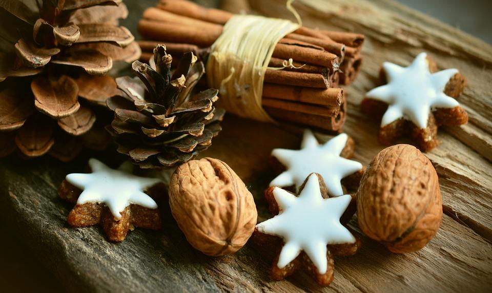 cinnamon - stars