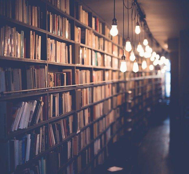 Camera di libri