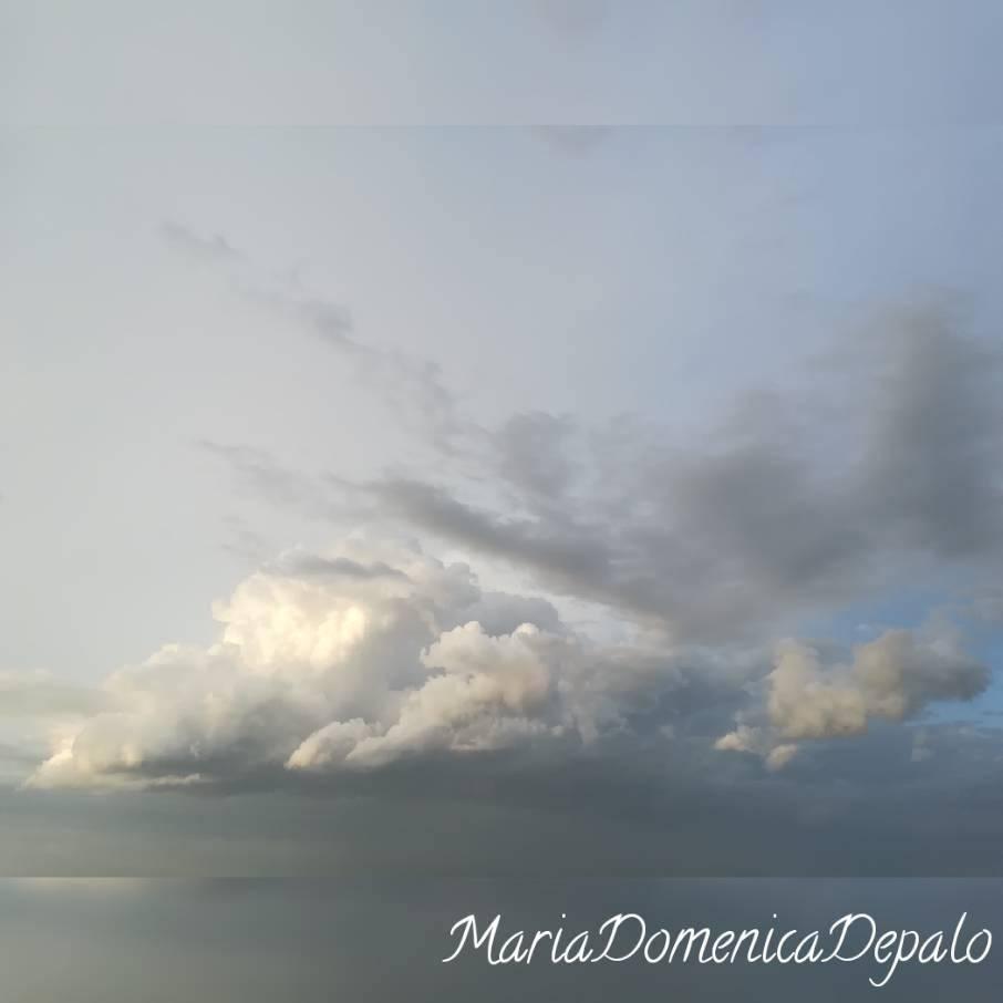 nuvole in movimento