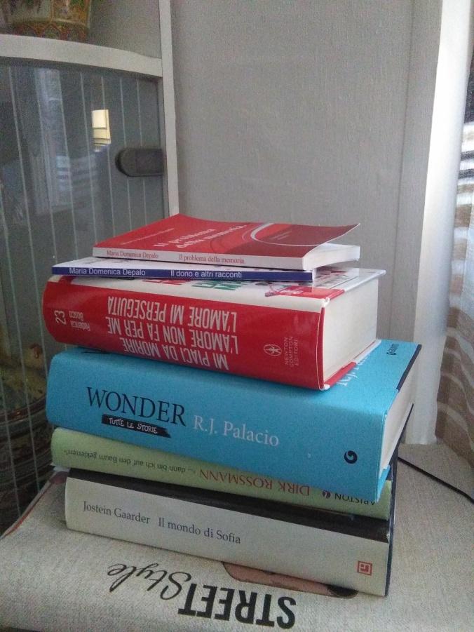 Books. Photoby© MariaDomenicaDepalo