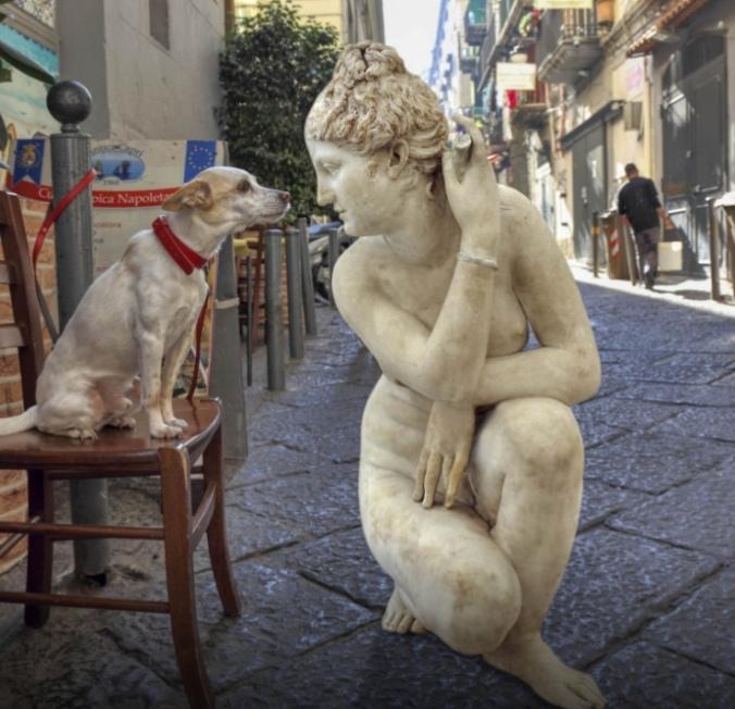 Preso e modificato da https://www.artribune.com/arti-visive/fotografia/2019/11/le-statue-del-mann-a-spasso-per-la-citta-succede-nei-fotomontaggi-di-assisi-e-cipolla/